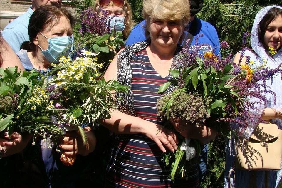 Як у Новомосковську святкували Трійцю: фото, фото-10