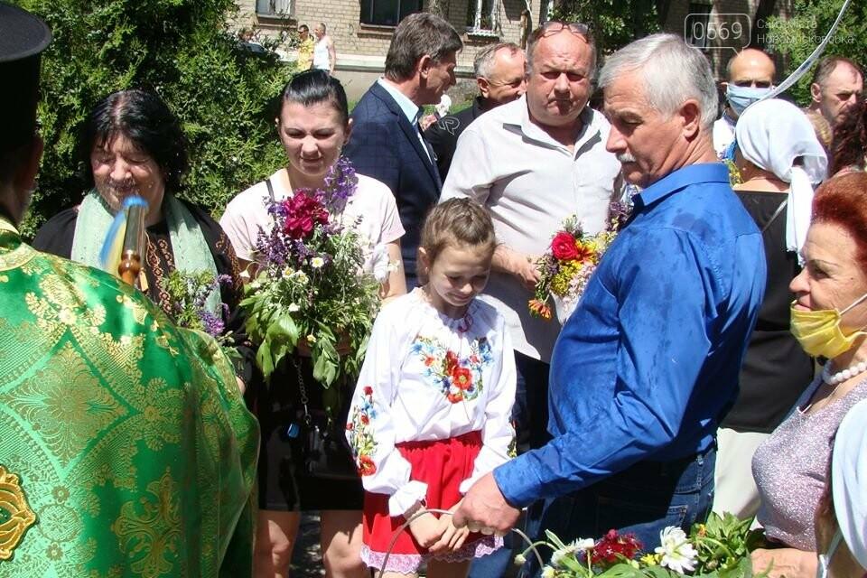 Як у Новомосковську святкували Трійцю: фото, фото-9