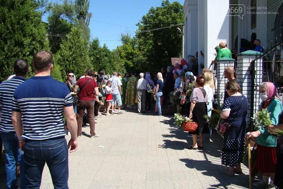 Як у Новомосковську святкували Трійцю: фото, фото-8