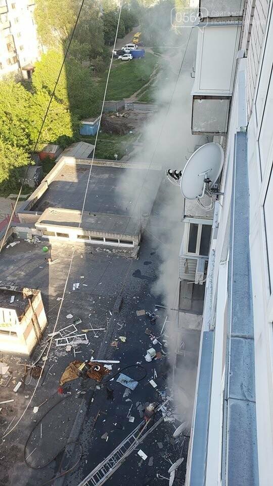 У центрі Новомосковська горіла квартира: серйозно постраждав її власник; 7- річного ж хлопчика врятували, фото-5