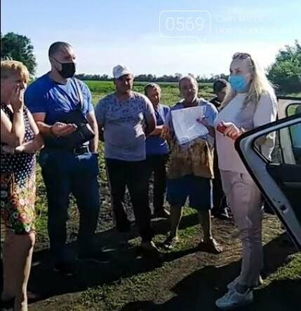 У Левенцівці Новомосковського району селяни відбили чергову спробу захопити їхні пасовища, фото-4