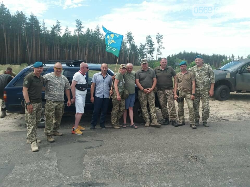 На Новомосковщині згадують Героїв: шість років тому загинули на сході країни воїни 25 ОПДБр, фото-9