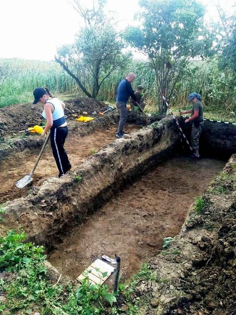 На берегах Самари дніпровські археологи відшукали залишки старовинного міста, фото-6