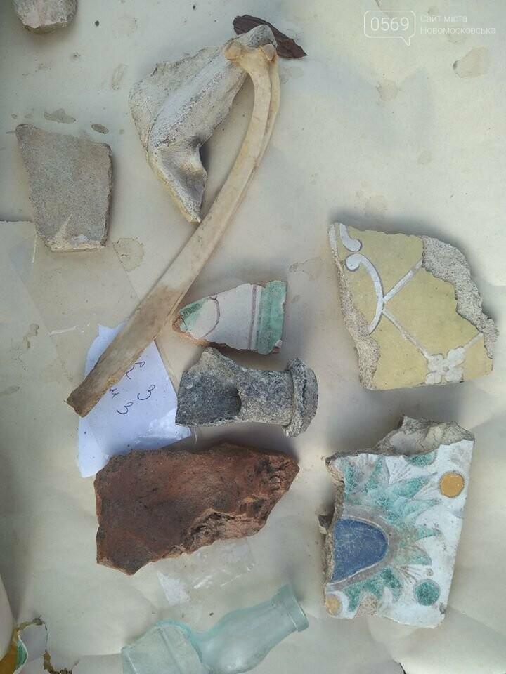 На берегах Самари дніпровські археологи відшукали залишки старовинного міста, фото-7