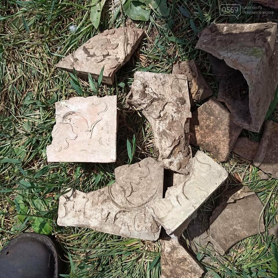 На берегах Самари дніпровські археологи відшукали залишки старовинного міста, фото-10