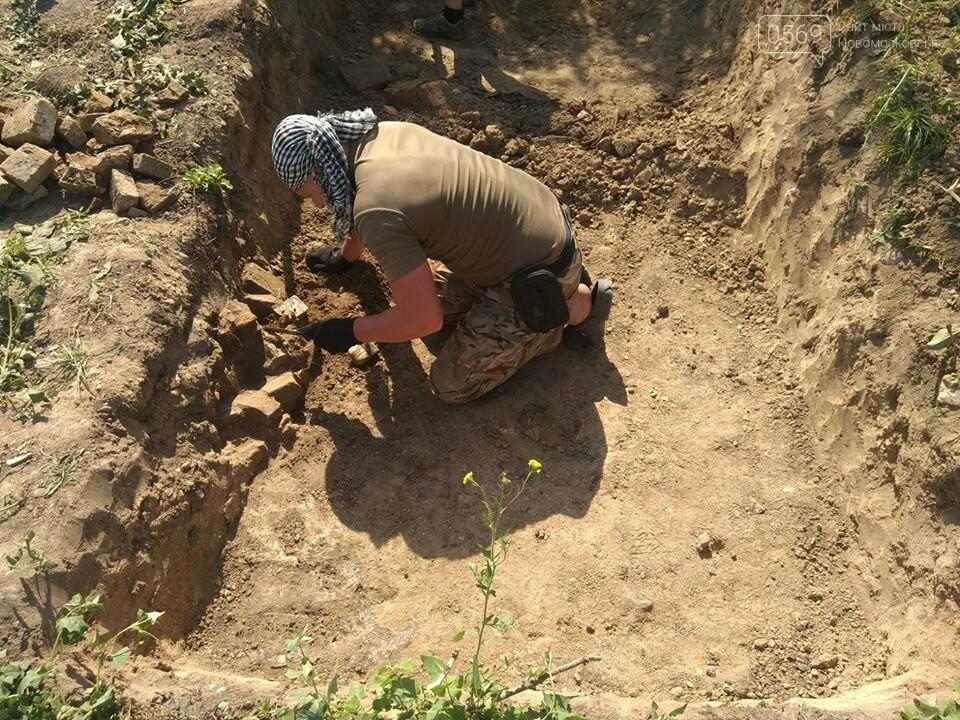 На берегах Самари дніпровські археологи відшукали залишки старовинного міста, фото-11