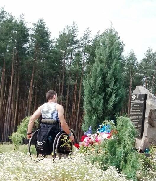 Шість років подвигу: як на Ямпільському перехресті вшанували загиблих Героїв з Новомосковщини, фото-6