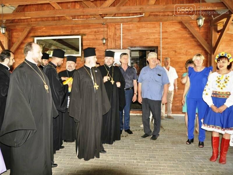 В санаторії «Курорт Орлівщина», що на Новомосковщині, розпочали будівництво поліклініки зі SPA-центром, фото-3
