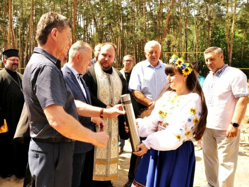 В санаторії «Курорт Орлівщина», що на Новомосковщині, розпочали будівництво поліклініки зі SPA-центром, фото-4