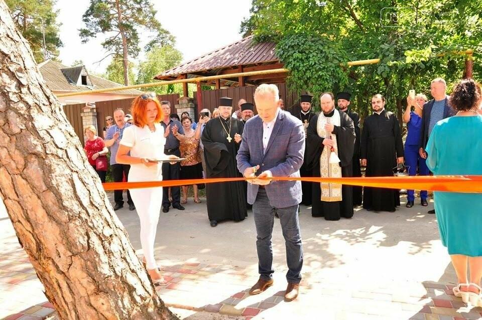 В санаторії «Курорт Орлівщина», що на Новомосковщині, розпочали будівництво поліклініки зі SPA-центром, фото-5