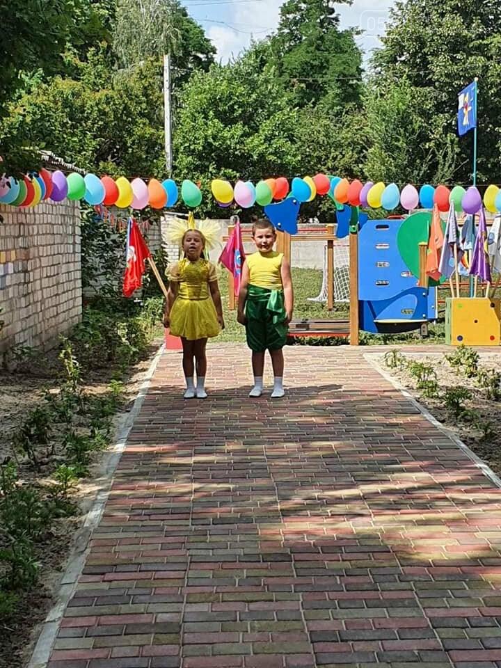 В одному з дитсадочків Новомосковська з'явилася сучасна спортивна площадка, фото-3