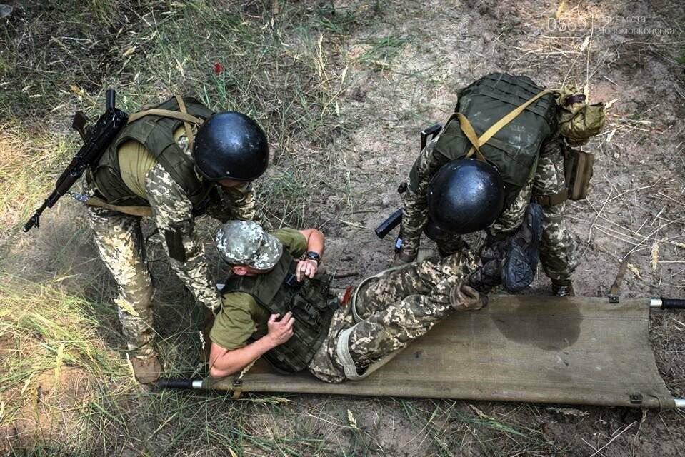 """Військовослужбовці 93-ї ОМБр посіли призові місця і вийшли у фінал на змаганнях ОТУ """"Північ"""", фото-6"""
