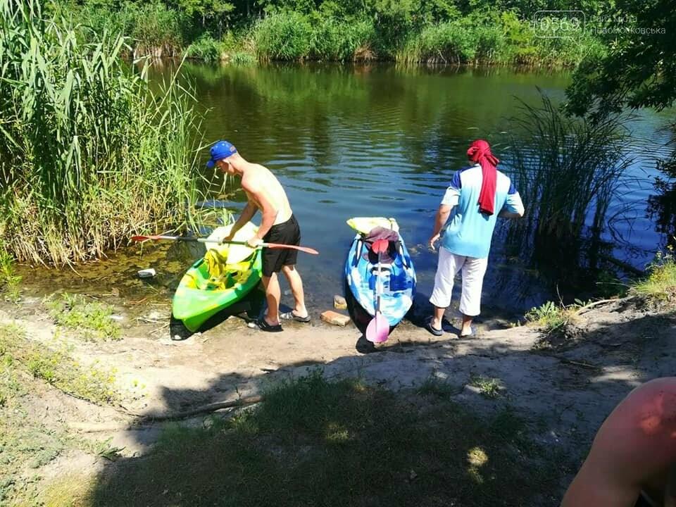 На Новомосковщині пройшов перший літній екотабір Summer camp '20, фото-3