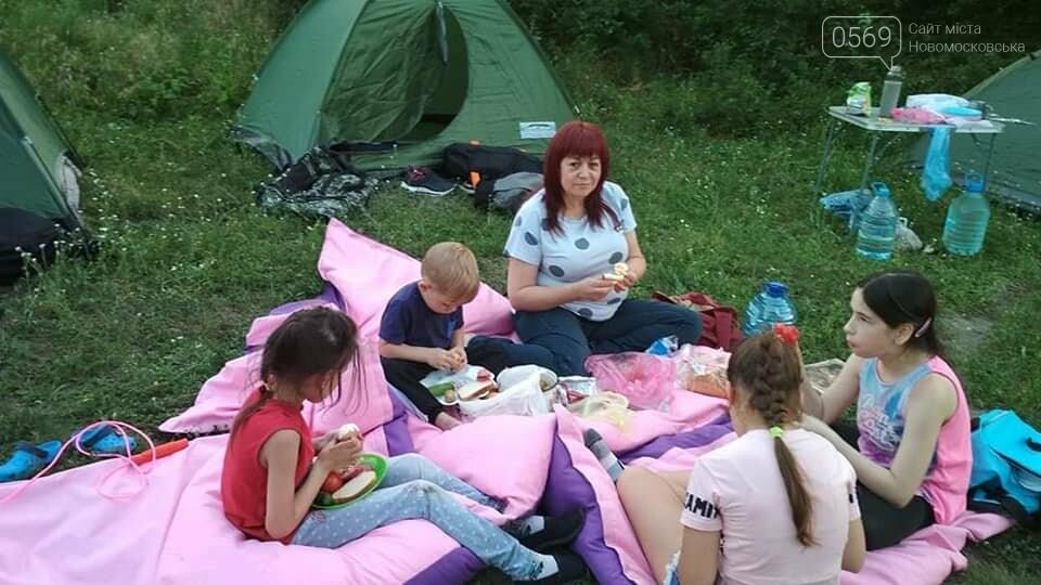 На Новомосковщині пройшов перший літній екотабір Summer camp '20, фото-2