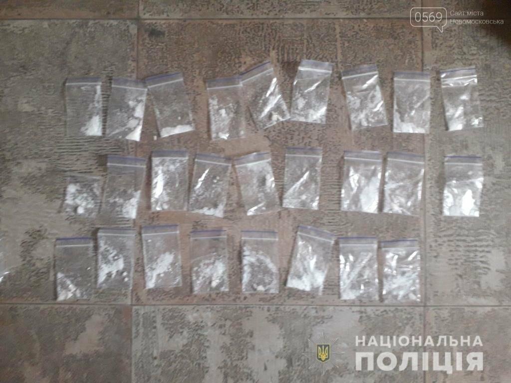 У Новомосковську поліцейські затримали групу наркозбувачів-закладчиків, фото-4