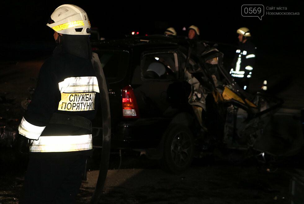 Минулої ночі в Дніпрі сталася масштабна ДТП: є загиблі та постраждалі (фото, відео), фото-4