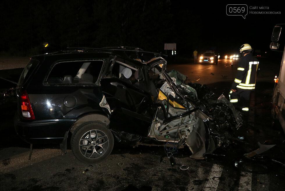 Минулої ночі в Дніпрі сталася масштабна ДТП: є загиблі та постраждалі (фото, відео), фото-5