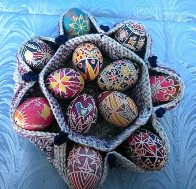 До Всеукраїнського етапу конкурсу декоративного  мистецтва потрапили 11 робіт учнів шкіл Новомосковська, фото-4