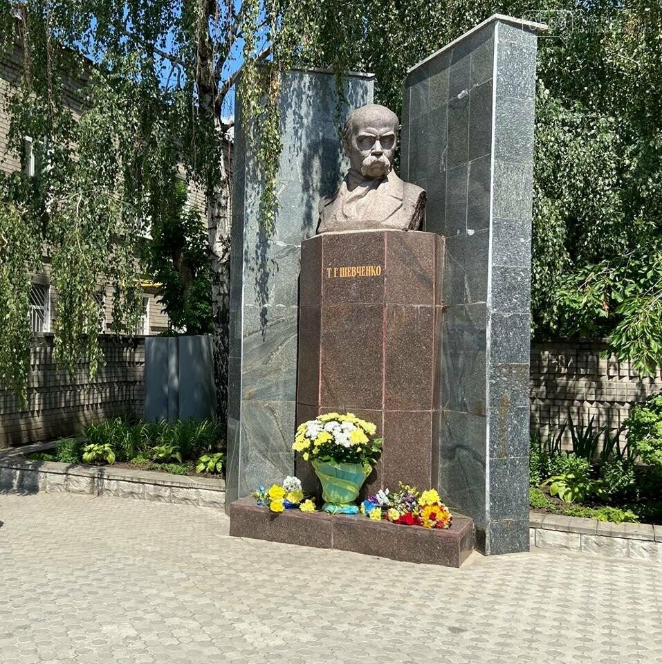 У Новомосковську відбулася церемонія покладання квітів з нагоди 30-ї річниці Декларації про суверенітет України, фото-2