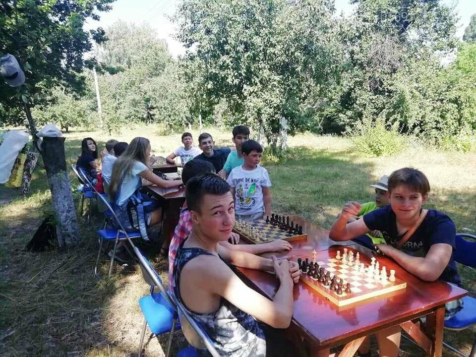 У Молодіжному центрі Новомосковська пройшов шаховий турнір , фото-1