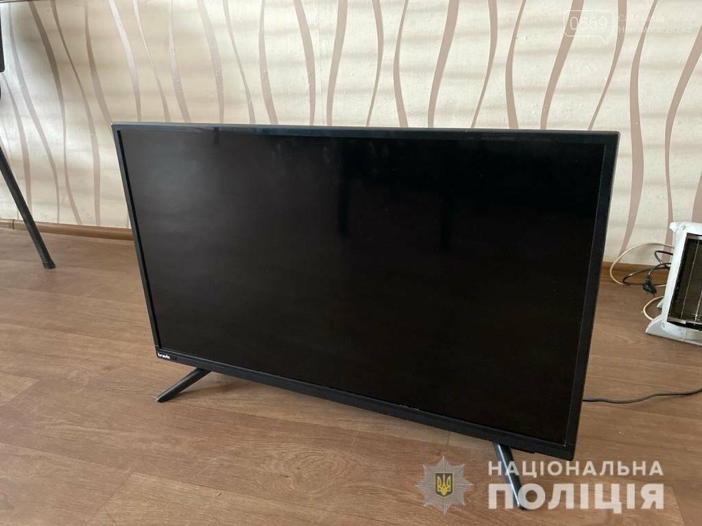 Протягом доби поліцейські Новомосковська розкрили дві крадіжки з проникненням , фото-1
