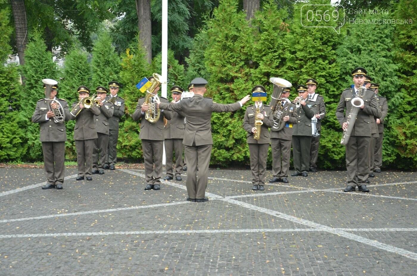 На Алеї пам'яті біля Дніпропетровської ОДА вшанували загиблих під Шахтарськом героїв, фото-4