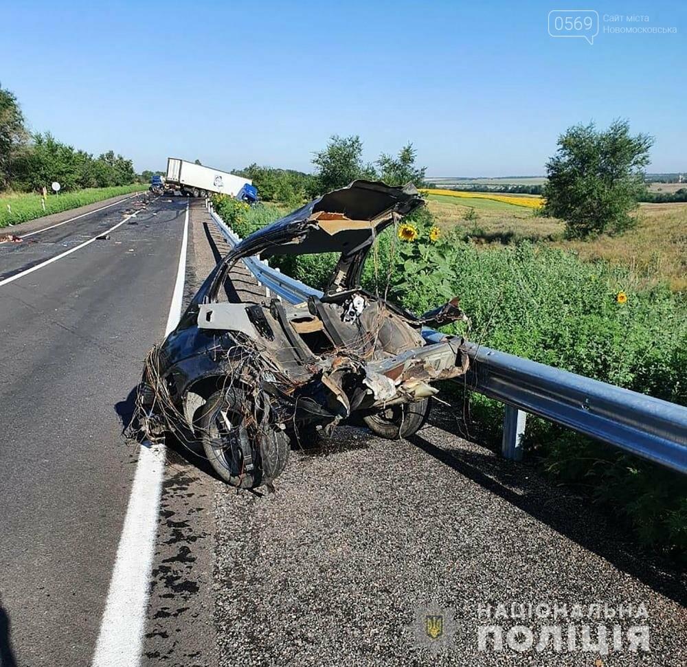 В жахливій аварії під Бердянськом загинула молода дівчина з Новомосковська, фото-4