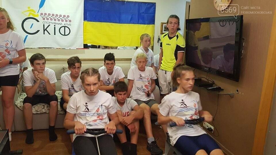 Веслувальники з Новомосковська показали найкращі результати в міжнародних онлайн-запливах, фото-1