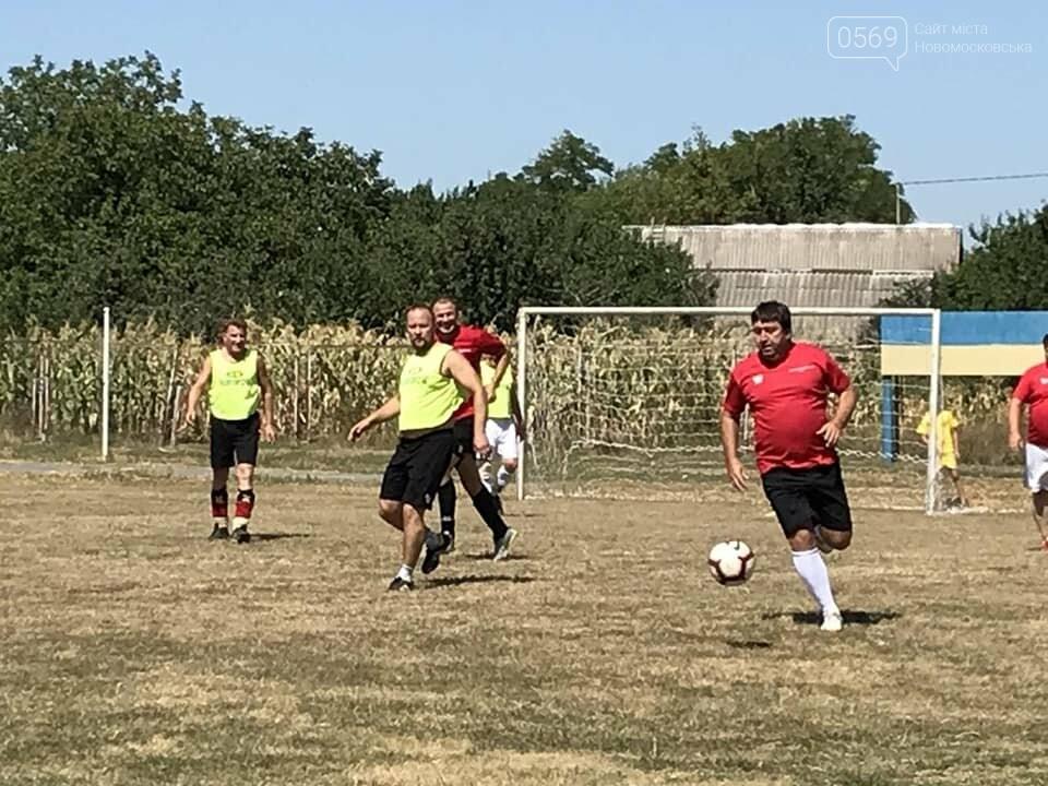 У Перещепинській ОТГ відзначенню Дня Незалежності України присвятили футбольний турнір, фото-10