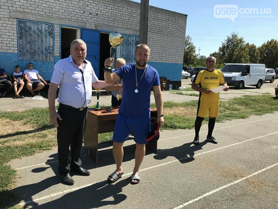У Перещепинській ОТГ відзначенню Дня Незалежності України присвятили футбольний турнір, фото-15