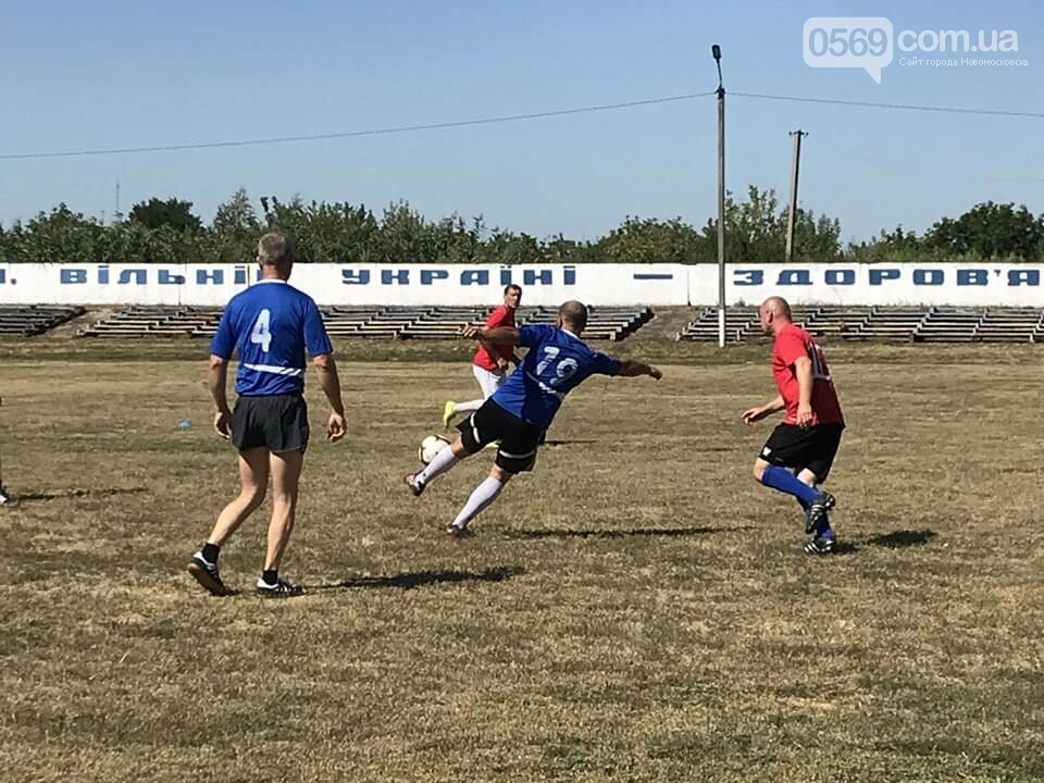 У Перещепинській ОТГ відзначенню Дня Незалежності України присвятили футбольний турнір, фото-12