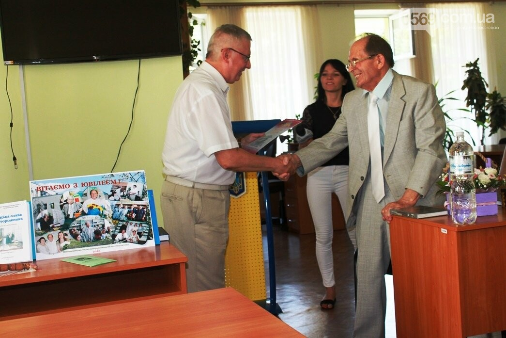 У Новомосковську відзначили 90-річний ювілей видатного українського історика, фото-2