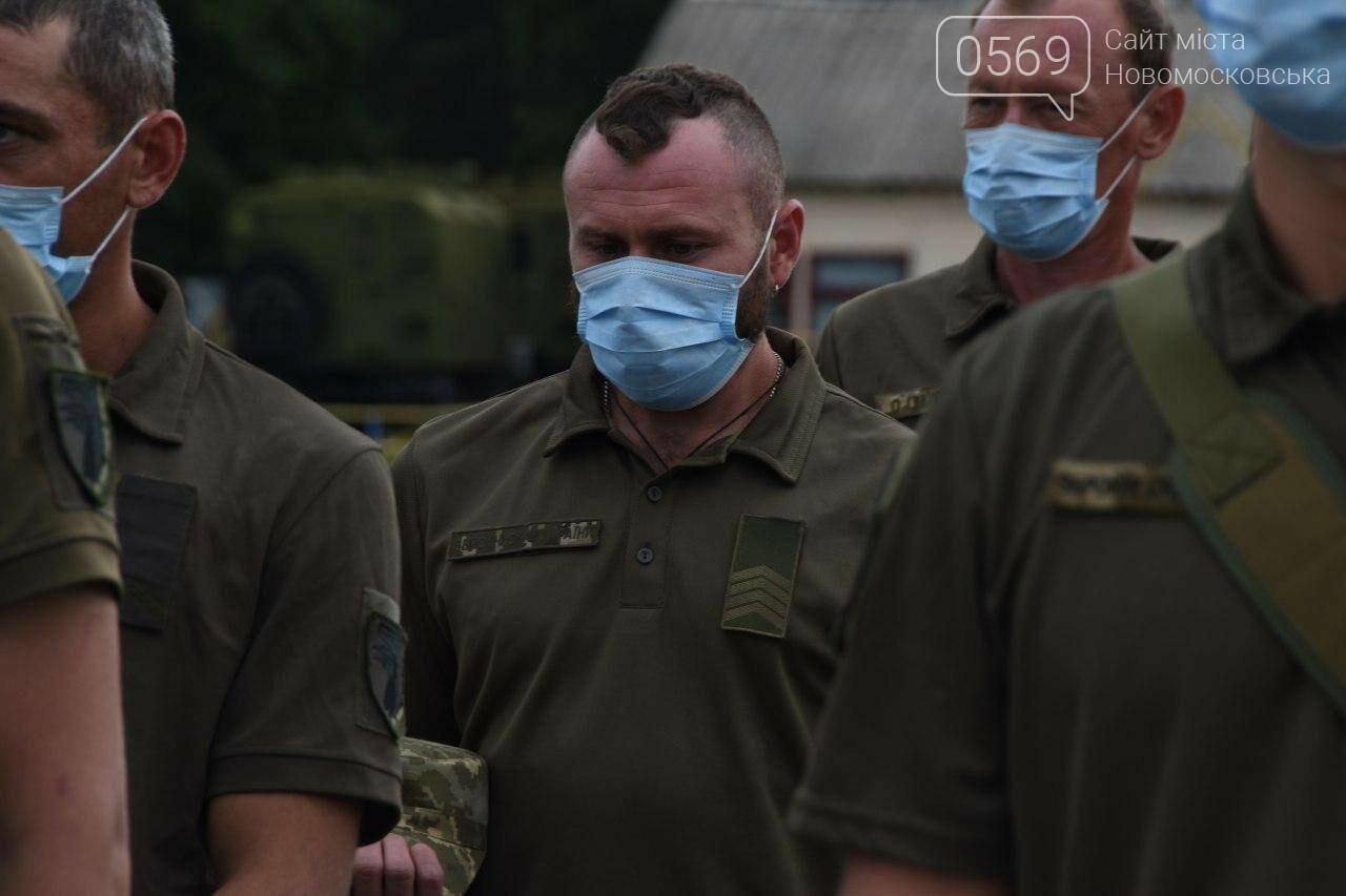 """Воїни 93-ї бригади """"Холодний Яр"""" повернулися на ротацію із зони ООС, фото-3"""