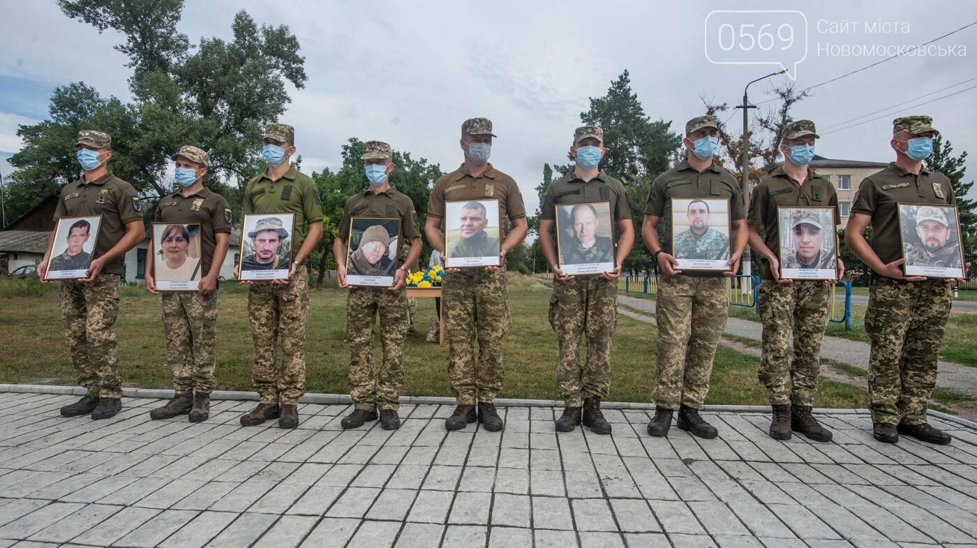 """Воїни 93-ї бригади """"Холодний Яр"""" повернулися на ротацію із зони ООС, фото-1"""