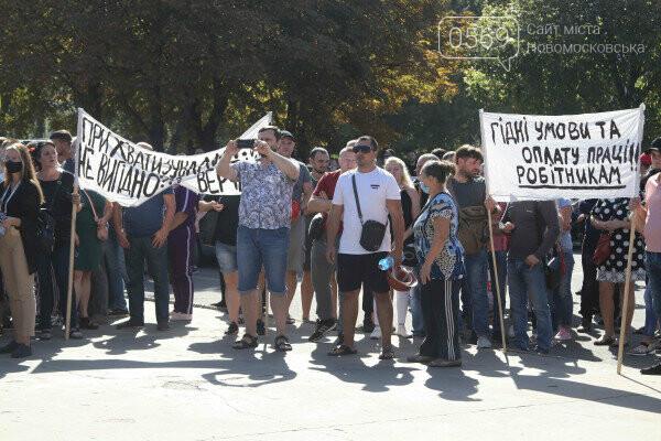 Ю. Вилкул – бастующим шахтерам: «Считаю ваши требования справедливыми», фото-2