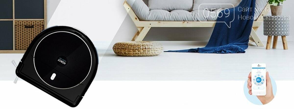 Робот-пылесос Hobot, как выбрать надежного помощника в уборке по дому, фото-1