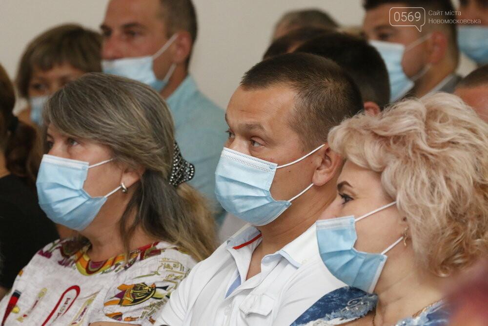 Блок Вилкула представил команду, которая пойдет на выборы в Новомосковске и Новомосковском районе, фото-2