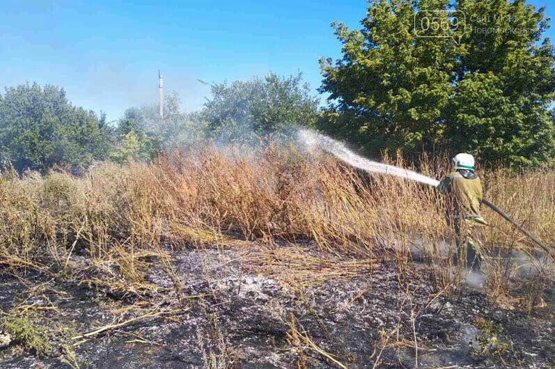 Надзвичайники Дніпропетровщини звертаються до свідомості громадян: кількість пожеж в екосистемах невпинно зростає (ФОТО, ВІДЕО), фото-2