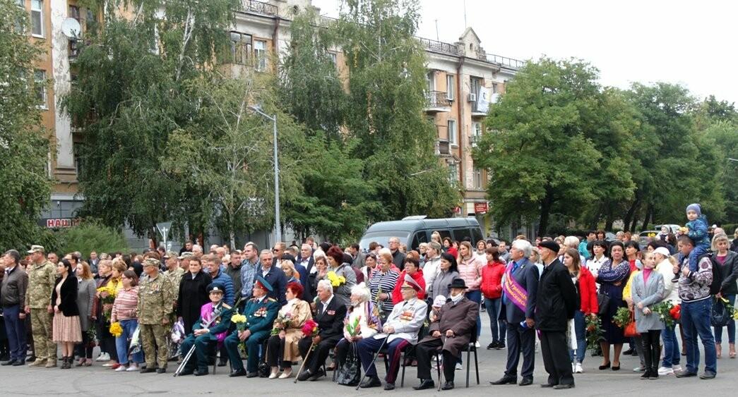 У Новомосковську з нагоди Дня міста пройшов мітинг пам'яті: ФОТО, фото-3
