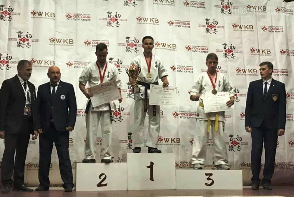 Новомосковський «Sentoki Club» здобув на всеукраїнському турнірі 2 золота і бронзу, фото-2