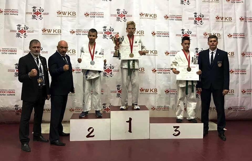 Новомосковський «Sentoki Club» здобув на всеукраїнському турнірі 2 золота і бронзу, фото-3