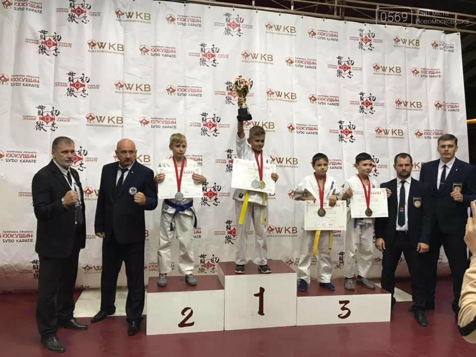 Новомосковський «Sentoki Club» здобув на всеукраїнському турнірі 2 золота і бронзу, фото-4