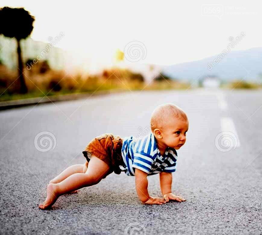 Чи безпечно дітям Новомосковська на дорогах і в дворах центру та передмість: де існує проблема?, фото-1
