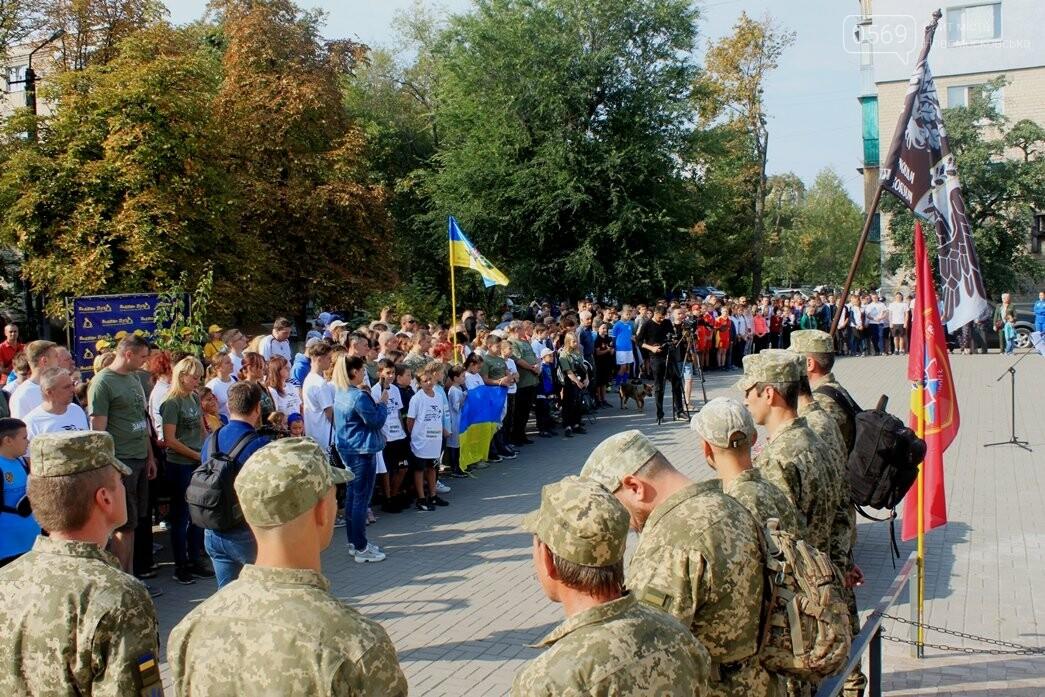 У Новомосковську полеглим на Донбасі землякам присвятили забіг пам'яті: ФОТОРЕПОРТАЖ, фото-12