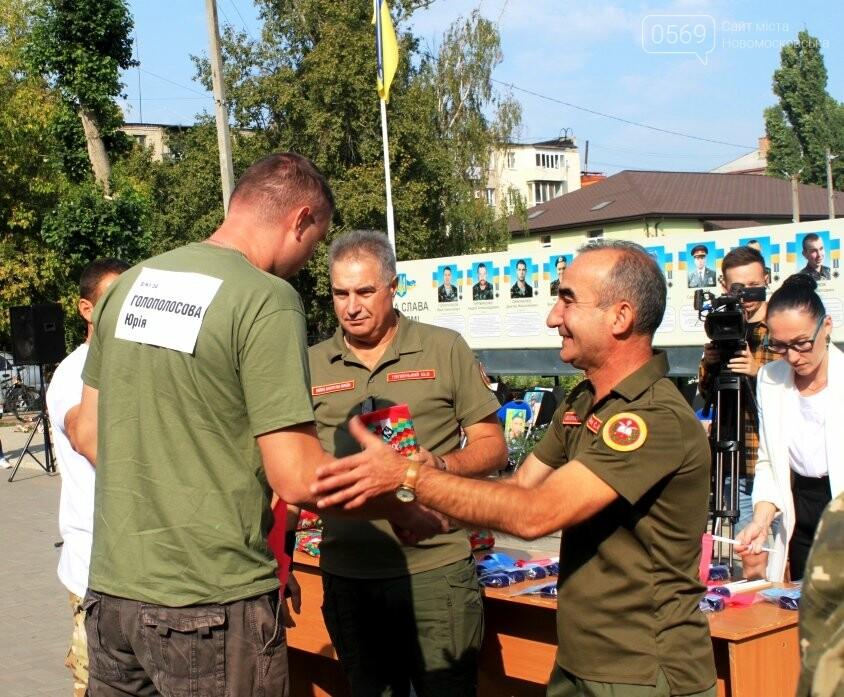 У Новомосковську полеглим на Донбасі землякам присвятили забіг пам'яті: ФОТОРЕПОРТАЖ, фото-7