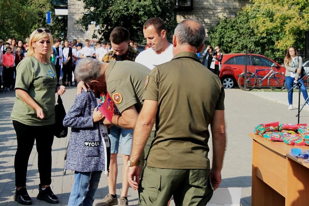 У Новомосковську полеглим на Донбасі землякам присвятили забіг пам'яті: ФОТОРЕПОРТАЖ, фото-26