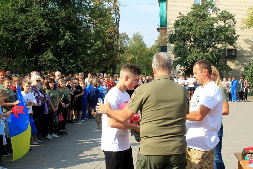 У Новомосковську полеглим на Донбасі землякам присвятили забіг пам'яті: ФОТОРЕПОРТАЖ, фото-21