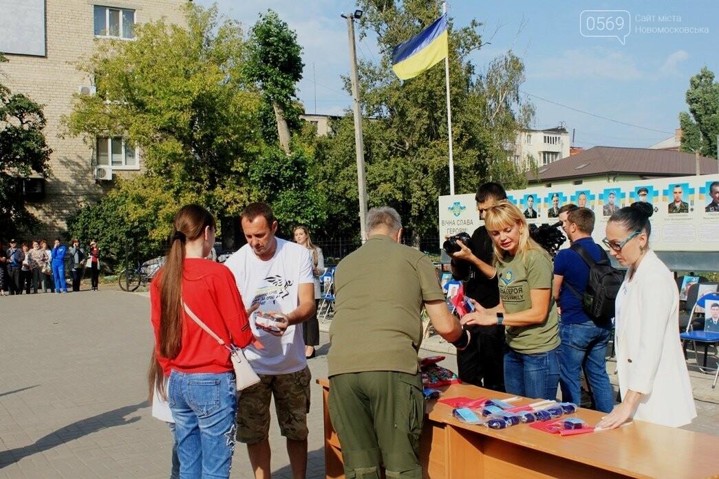 У Новомосковську полеглим на Донбасі землякам присвятили забіг пам'яті: ФОТОРЕПОРТАЖ, фото-19