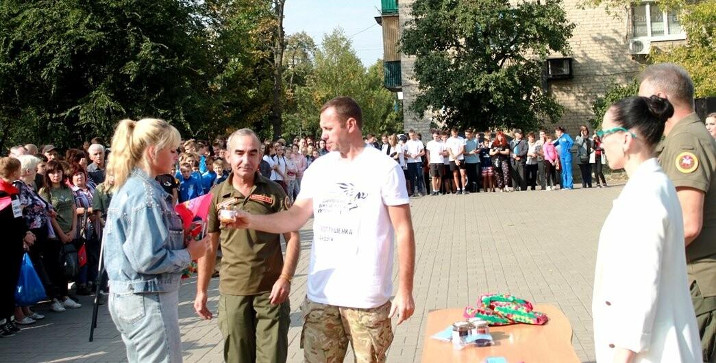 У Новомосковську полеглим на Донбасі землякам присвятили забіг пам'яті: ФОТОРЕПОРТАЖ, фото-16