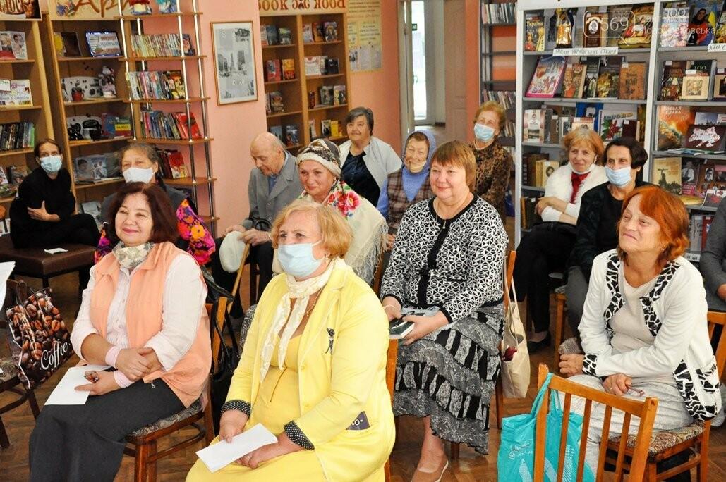 У Новомосковську до Всеукраїнського дня бібліотек відкрили книжковий тиждень святкувань, фото-8